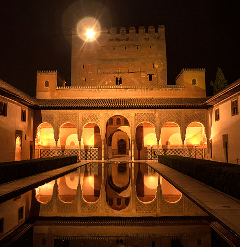 Alhambra Night