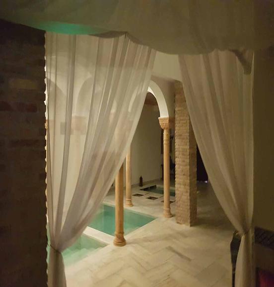 Arab Baths Hammam Of Granada